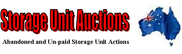 Self Storage Auctions Australia