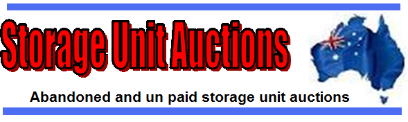 storage auctions australia